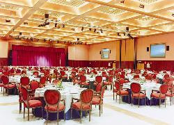 Interior Hotel Salamanca Forum Resort