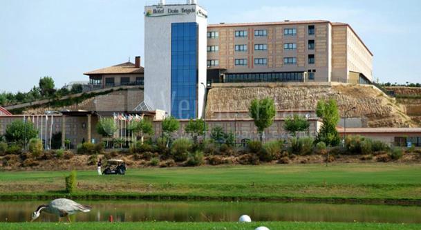 Exterior  Hotel Salamanca Forum Resort