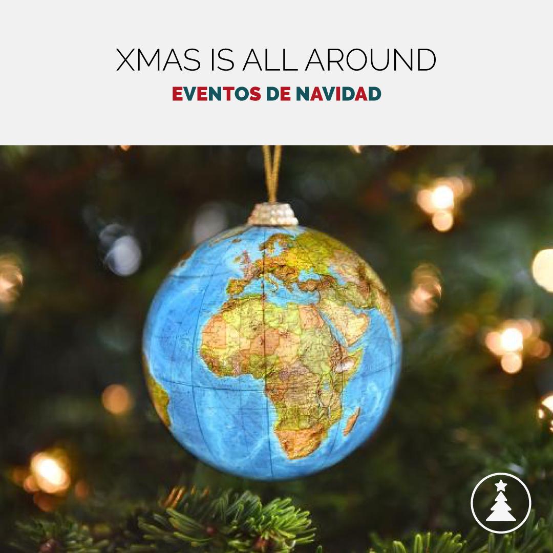 Un viaje por las celebraciones y eventos navideños del mundo