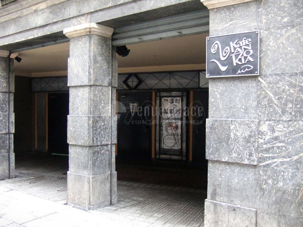 Exterior 1 en Kafe Antzokia