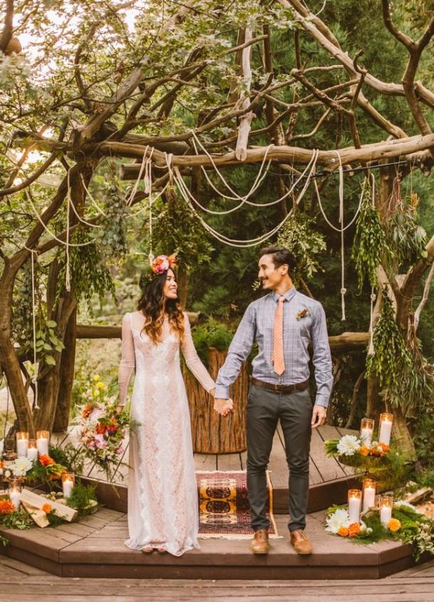 Espacios con encanto para bodas Las tendencia