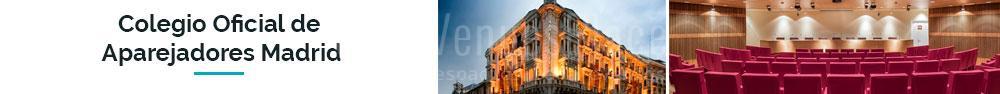 Colegio oficial Aparejadores y arquitectos madrid
