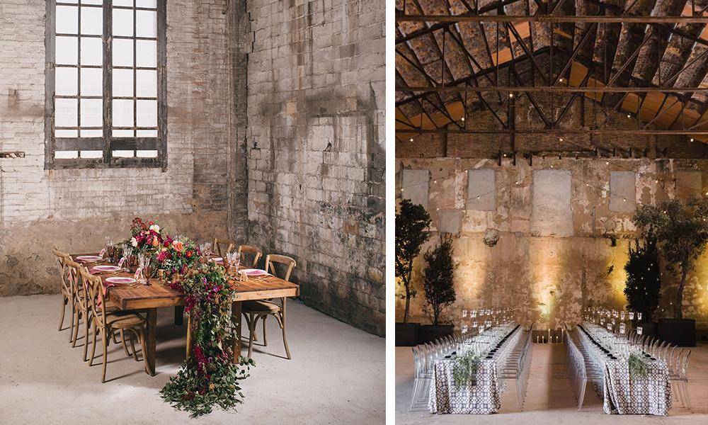 espacios para bodas originales