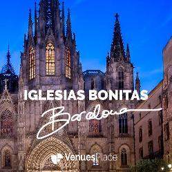 8 Iglesias más bonitas para casarte en Barcelona
