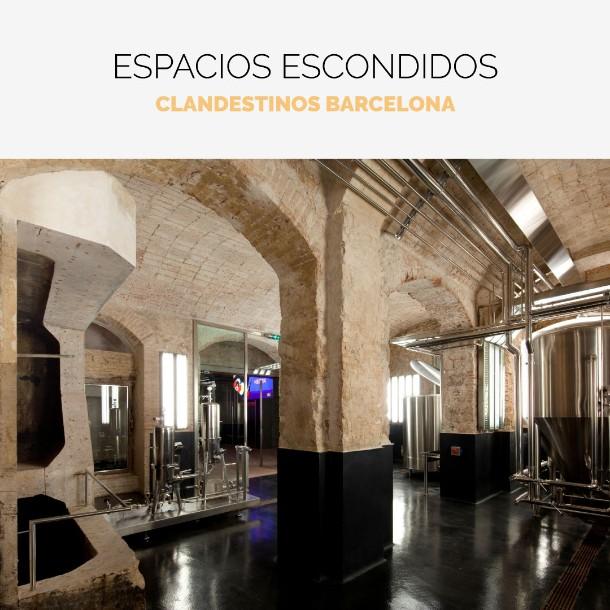 5 sitios para eventos privados en Barcelona C