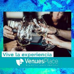 ¡Vive la experiencia VenuesPlace! la mejor herramienta para encontrar los espacios para tus eventos
