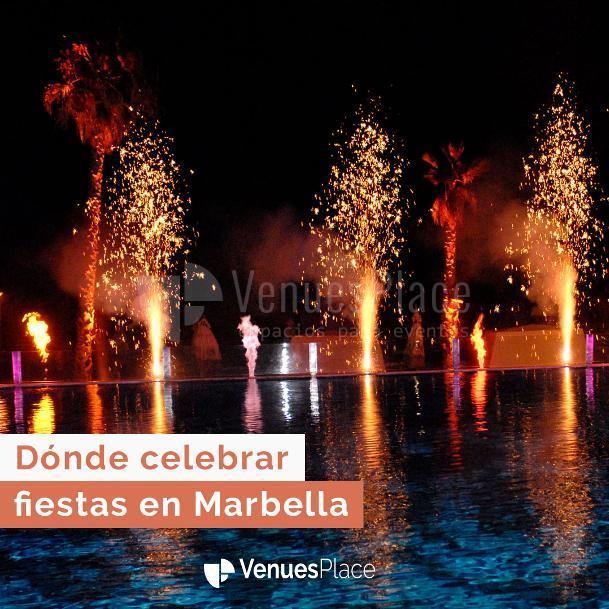 Los 5 + 3 mejores sitios de Marbella para que