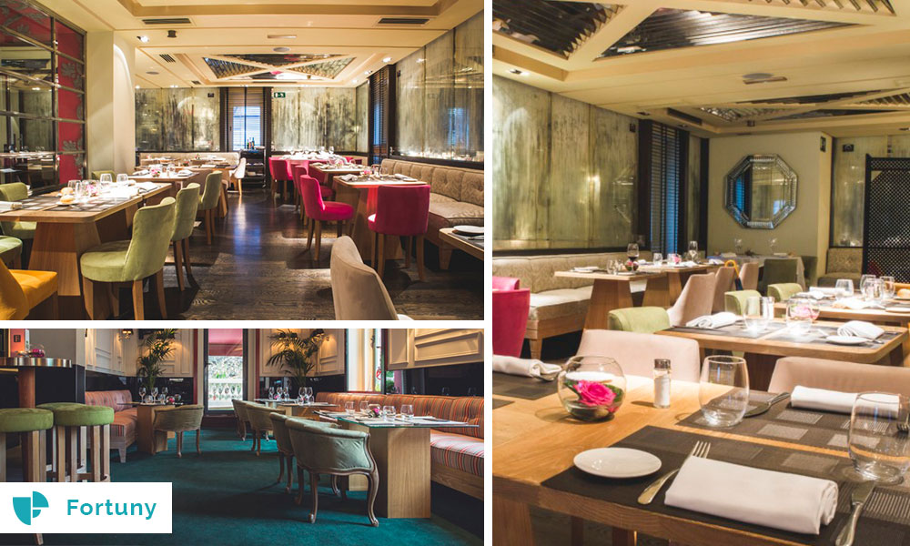 Fortuny Restaurant tabla datos
