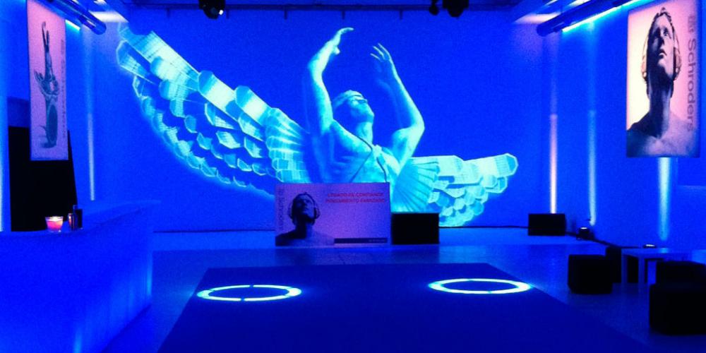 iluminación evento empresa
