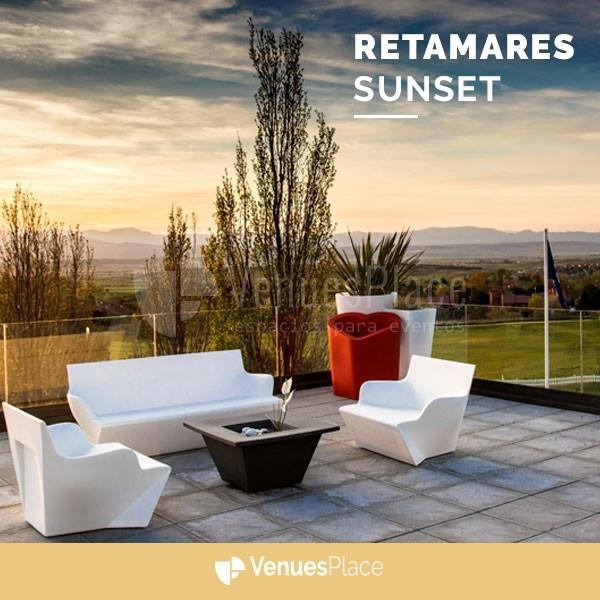 Celebramos el cuarto aniversario de Retamares Sunset