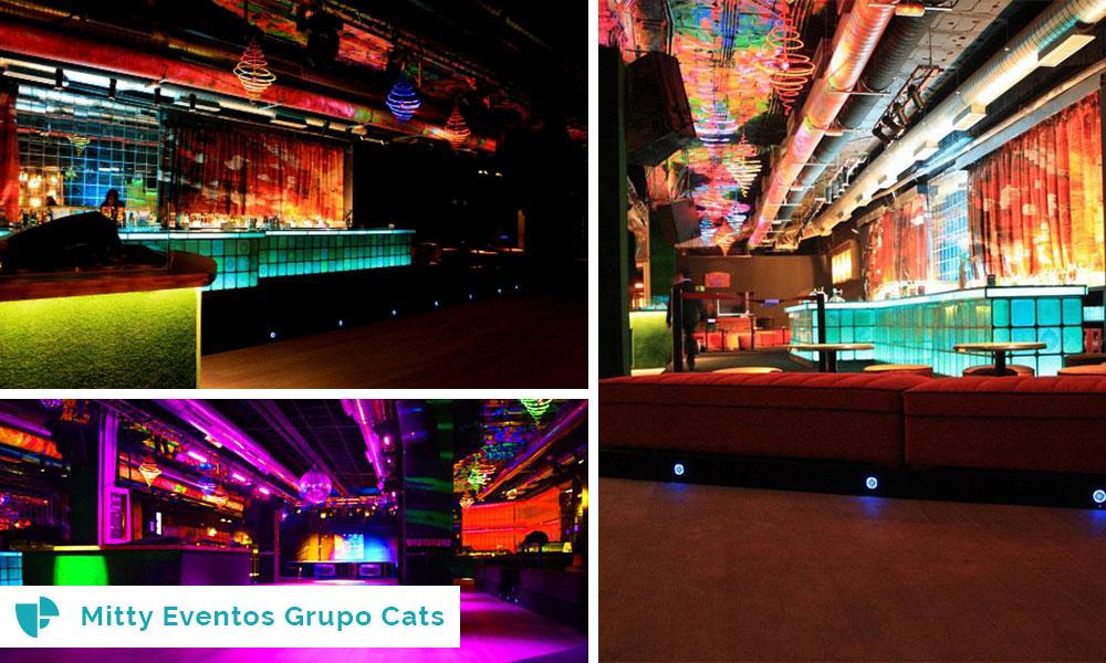 discoteca Mitty eventos Navidad