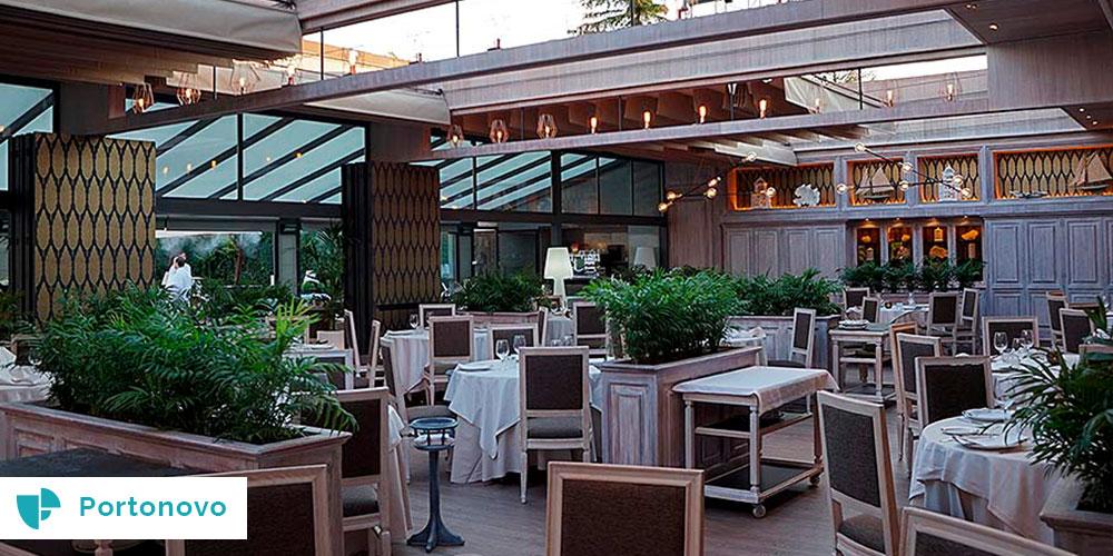 Restaurante portonovo comunion