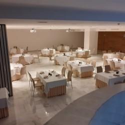 Salon Ronda Despanelado y montado en Banquete