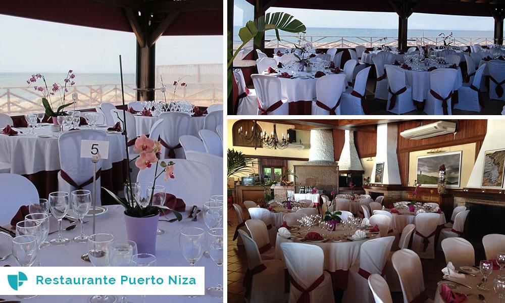 eventos de navidad restaurante puerto niza