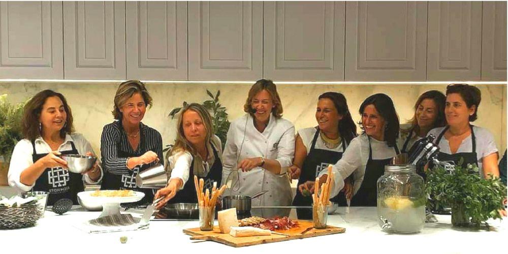 team building gastronomico en eton mess