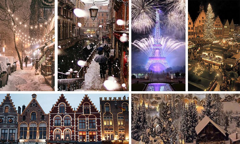 navidad en diferentes países