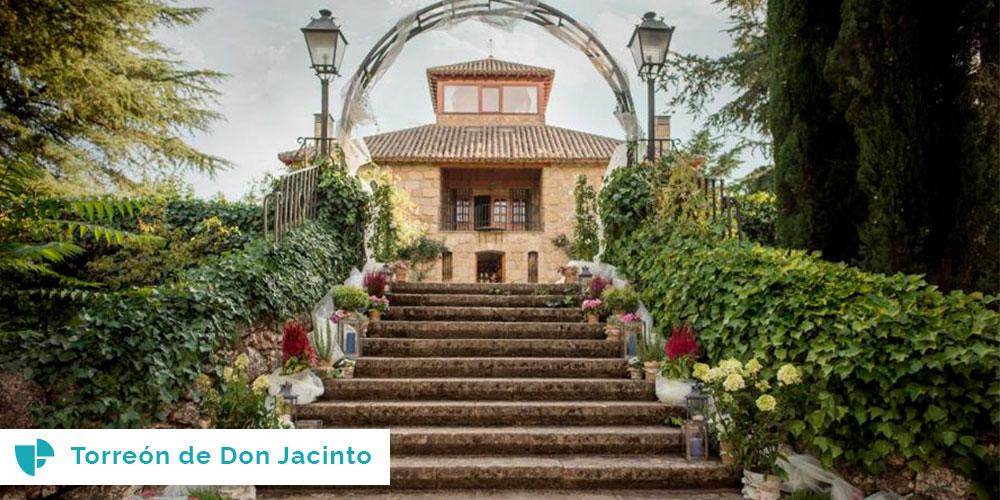 Torreon de don Jacinto comunion
