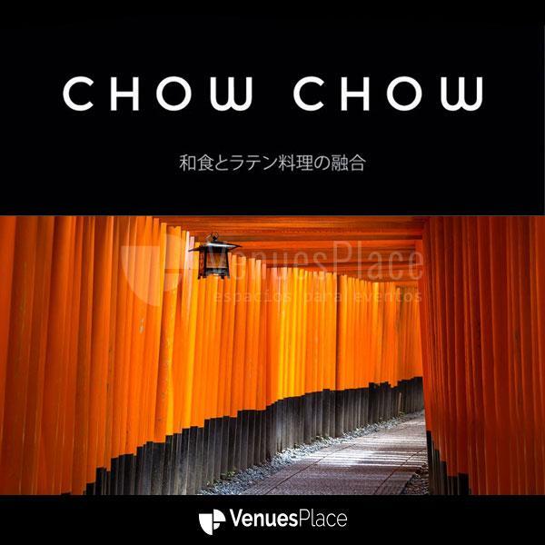 El 27 de abril abre el restaurante Chow Chow, siguiendo a Teckel y Pointer