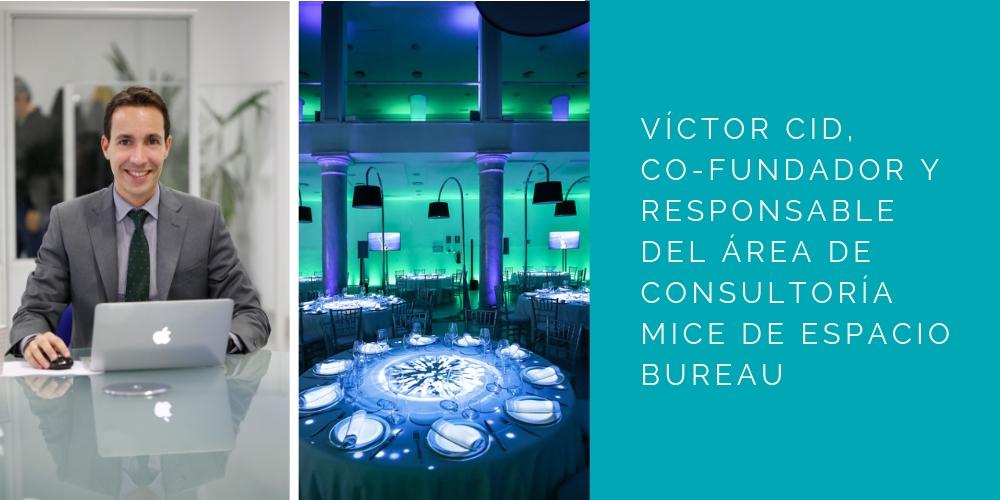 Víctor cid espacio Bureau