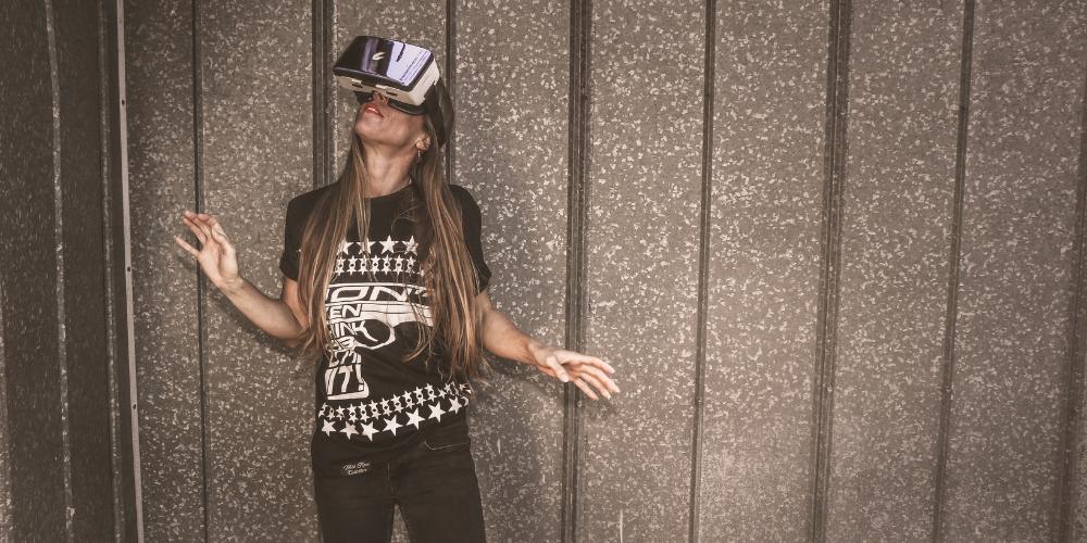 realidad virtual eventos