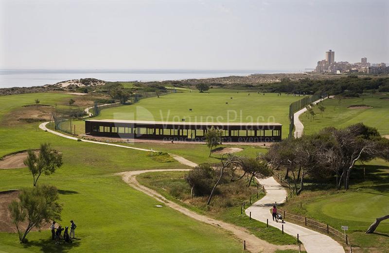 Eventos deportivos, golf en Parador de El Saler