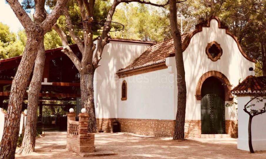 Exterior 3 en Masía del Carmen