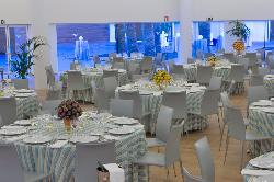 Celebración del banquete de boda en el Hotel Hiberus