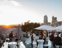 Azotea Hotel Santo