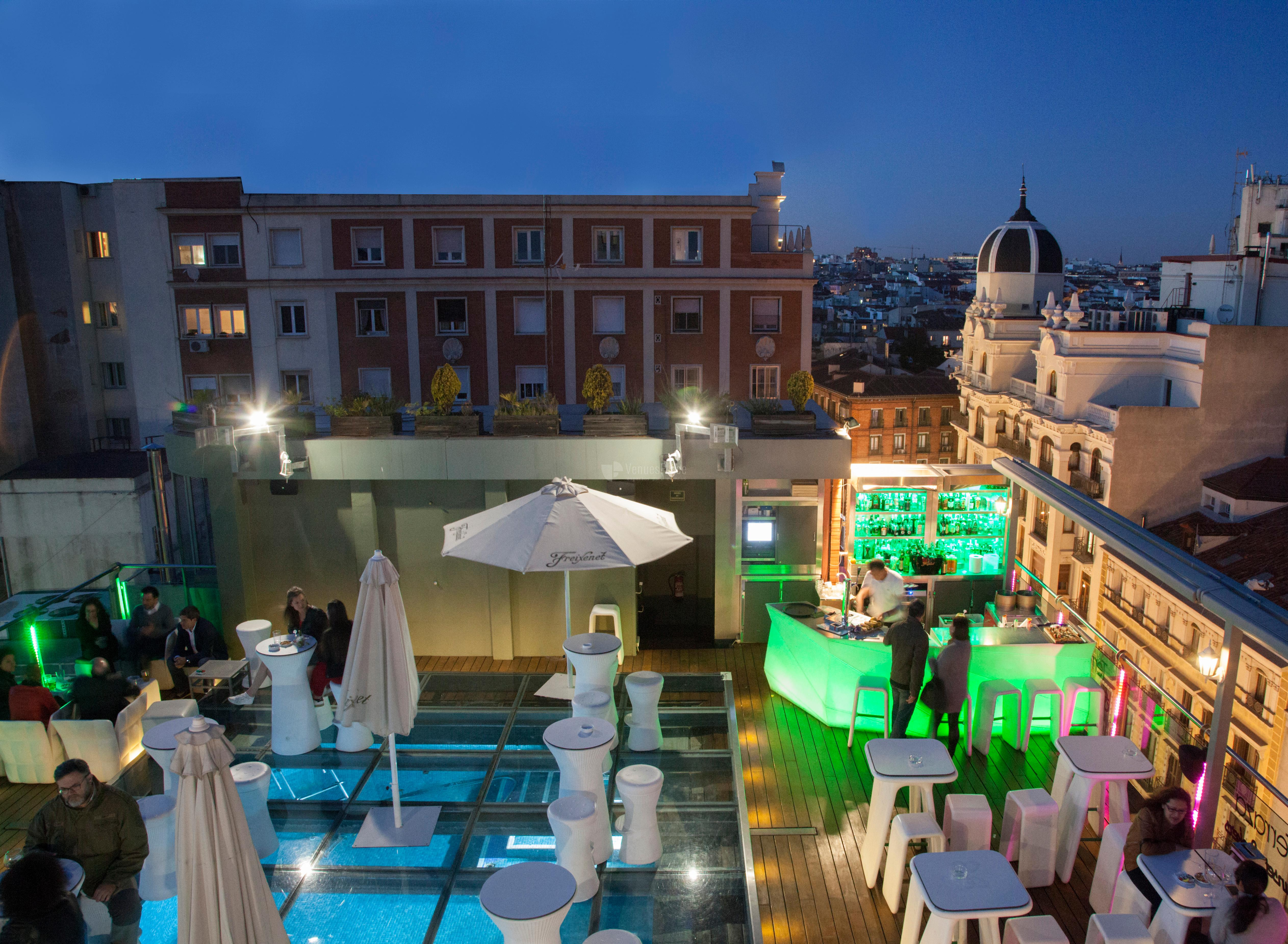 Exterior 6 en Hotel Santo Domingo