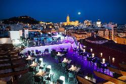 Sallés Hotel Málaga Centro  en Provincia de Málaga