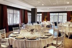 Montaje 4 en Hotel Catalonia Reina Victoria-Restaurante Azahar