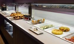 Interior 9 en Hotel Catalonia Reina Victoria-Restaurante Azahar