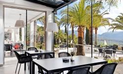 Interior 10 en Hotel Catalonia Reina Victoria-Restaurante Azahar