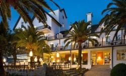 Exterior 13 en Hotel Catalonia Reina Victoria-Restaurante Azahar