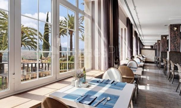 Interior 6 en Hotel Catalonia Reina Victoria-Restaurante Azahar