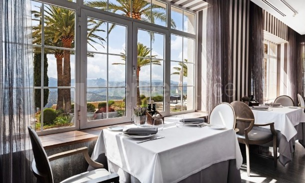 Interior 7 en Hotel Catalonia Reina Victoria-Restaurante Azahar