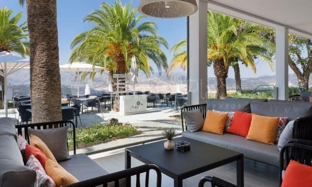 Exterior 11 en Hotel Catalonia Reina Victoria-Restaurante Azahar