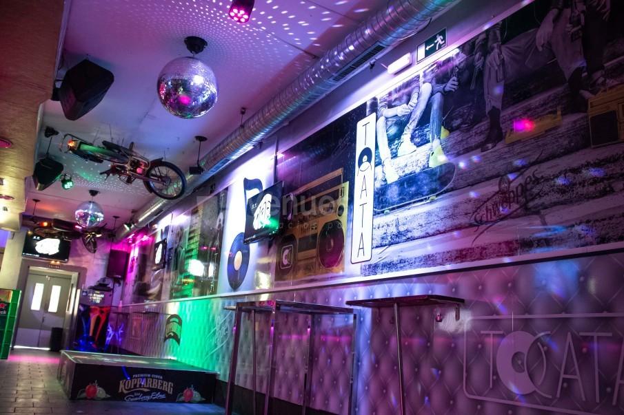 Interior 2 en Bar Tocata