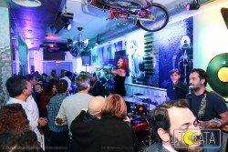 Montaje 2 en Bar Tocata