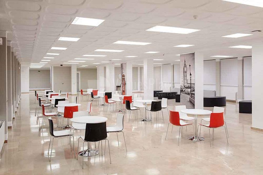 Coaching, reuniones y otros eventos de empresa en Palacete  Duques de Pastrana - Vilaplana Catering
