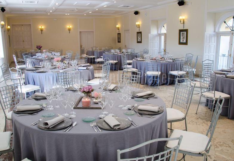 Comuniones y bodas perfectas para tus hijas en Palacete de los Duques de Pastrana - Vilaplana Catering