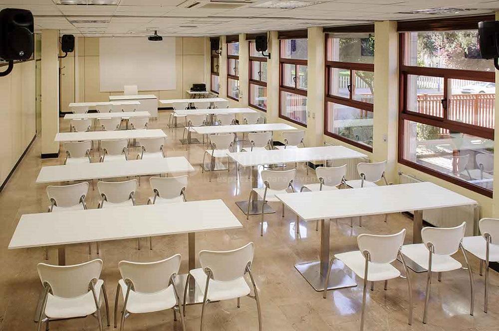 Juntas de accionistas, reuniones y otros eventos corporativos  en Palacete Duques de Pastrana - Vilaplana Catering