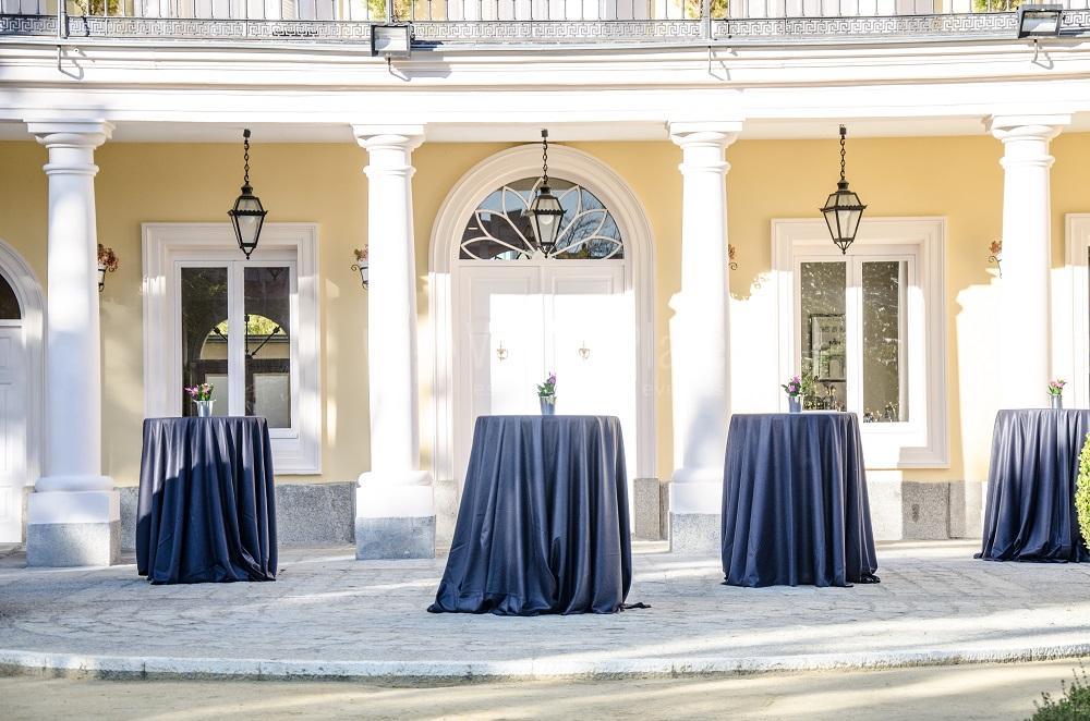 Palacios para eventos deportivos venuesplace - Vilaplana catering madrid ...