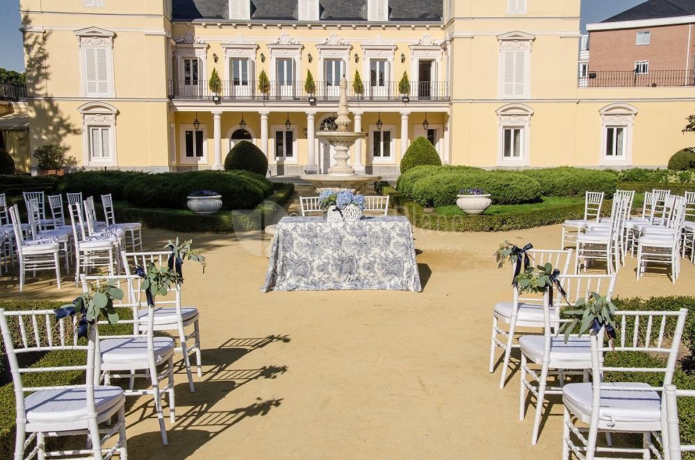 Eventos al aire libre en Palacete de los Duques de Pastrana - Vilaplana Catering
