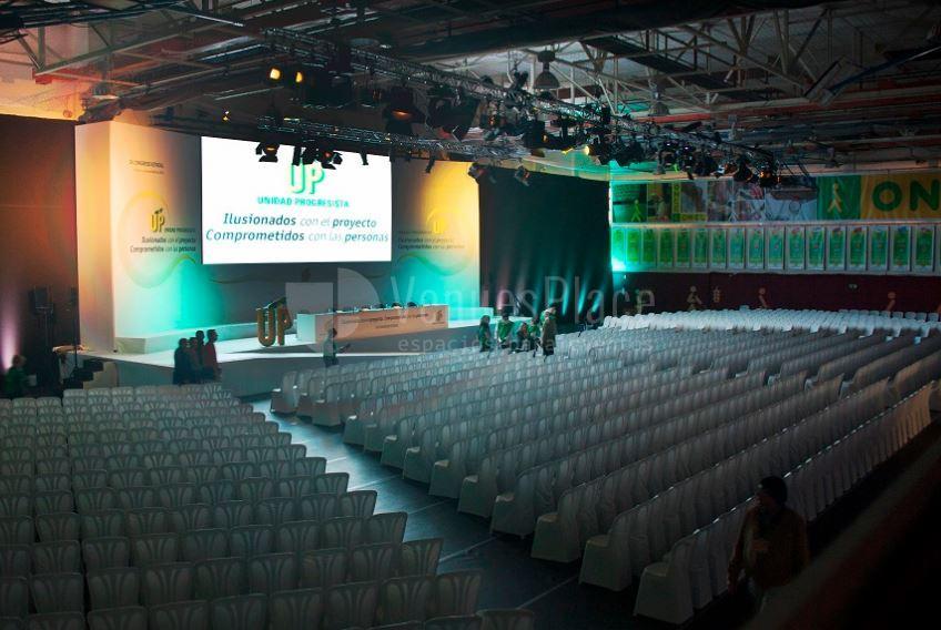 Grandes eventos, exposiciones, presentaciones, convenciones en Palacete de los Duques de Pastrana - Vilaplana Catering