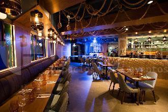 Restaurantes con espectáculo: Ivy Resto Lounge