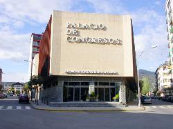 Palacio de Congresos de Jaca