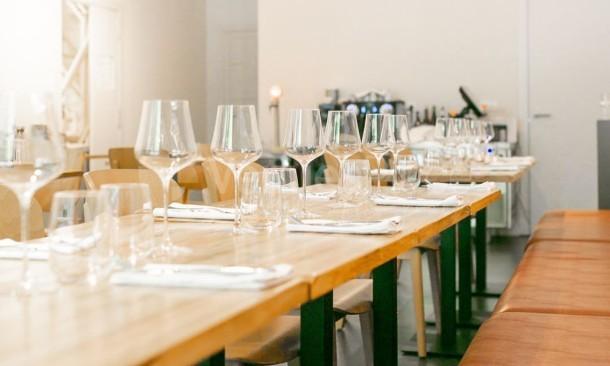 Interior 1 en Colella Restaurant