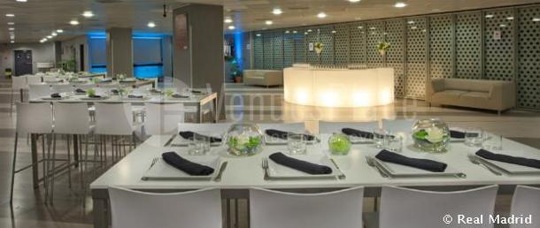 Real madrid eventos venuesplace for Real madrid oficinas telefono