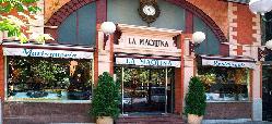 Restaurante Marisquería La Máquina - Grupo La Máquina en Comunidad de Madrid